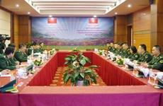 Vietnamese, Chinese localities work on border management