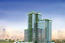 Ca Mau: Work starts on construction of five-star hotel complex