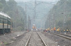 China builds high-speed railway to ASEAN