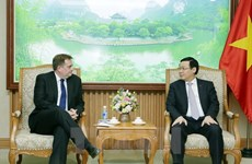 Vietnam creates optimal conditions for foreign investors: Deputy PM
