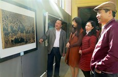 Exhibition highlights colourful life of ethnic minority groups