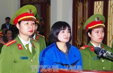 Verdict for anti-State instigator Tran Thi Nga remains unchanged