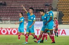 Khanh Hoa set to beat Muangthong United in Mekong Cub's first leg