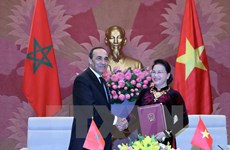 President of Moroccan House of Representatives concludes VN visit