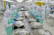 Switzerland imports over 50 percent shrimp from Vietnam