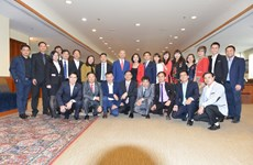 Hoa Binh Company chosen for projects in Kuwait