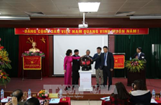 Hanoi business information portal launched