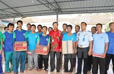 Embassy protects legitimate rights of Vietnamese fishermen seized in Indonesia