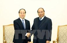 Government leader host Chairman of RoK's Panko Corporation