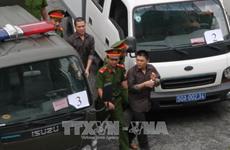 15 defendants imprisoned for terrorist act
