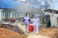 88 percent of hospitals have effective waste treatment systems