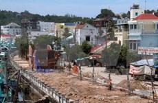 Provinces spend big on new rural development