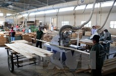 Nearly 8 billion USD of forestry products exported in 2017