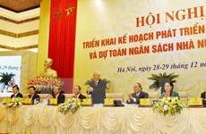 Party, State, NA leaders attend Government meeting for first time