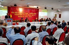 HCM City association to work harder to boost Vietnam-China ties