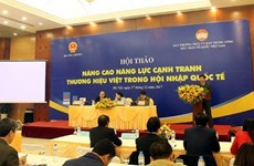 Vietnamese firms need trademarks: experts