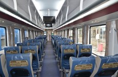 New train carriages to be operated during Tet