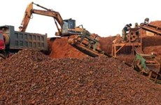 Ministry permits 200,000 tonnes of iron ore exports