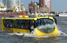 HCM City plans more water buses to meet demand