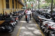 Hanoi parking fees to increase