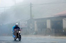 Wet weather to hit Hanoi, northern provinces