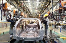 Processing, manufacturing firms expect better business in 2018 Q1