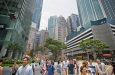 Singapore's economy grew 3.5 percent in 2017