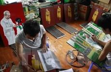 Hanoi has eight more craft villages