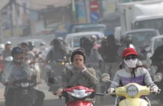 Air pollution at alarming rate in HCM City