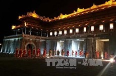 Hue imperial relic site welcomes over 3 million visitors in 2017