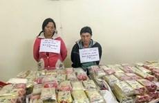 Biggest ever drug case in Vietnam uncovered