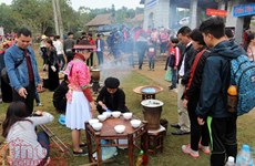 Ethnic tourism village invites visitors with highland flavour, beauty