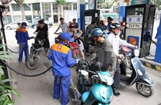 Petrol prices stable, oil prices slightly increase