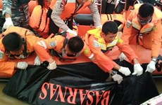 Indonesia: 13 dead in second fatal boat accident in a week