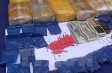 Police crack drug trafficking cases