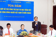 Measures sought to help OVs preserve mother tongue