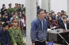 Trial of Trinh Xuan Thanh and accomplices begins in Hanoi