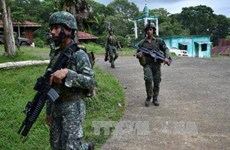 Philippines foils attack of BIFF rebels in the south