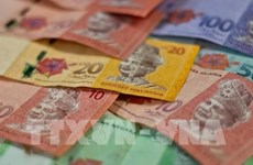Malaysia's ringgit hits 19-month high against USD