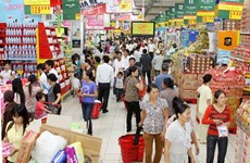 Hanoi works with nearby provinces to ensure Tet goods supply