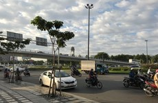 HCM City targets completion of 22 transport projects
