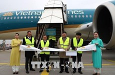 Vietnam Airlines uses Airbus A350 on route to Germany