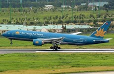 Vietnam Airlines ends year with record pre-tax profit