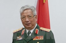 Vietnam, France intensify defence cooperation