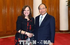 PM hosts American Bar Association President