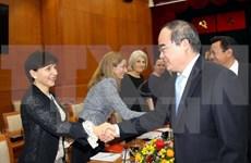 HCM City eyes enhanced cooperation with EU