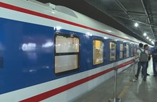 VNR launches luxury trains on North-South route