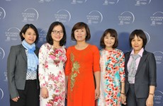 Five Vietnamese female scientists win L'Oreal-UNESCO awards