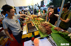 HCM City goes vibrant with 12th Taste of the World festival