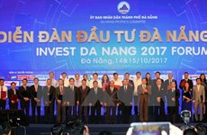 Central Da Nang city boosts investment attraction